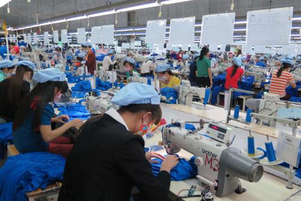 Quản lý sản xuất các công ty dệt may