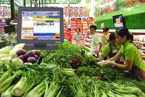 Quản lý cửa hàng thực phẩm